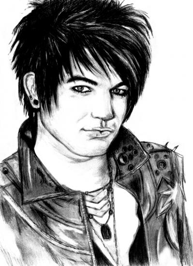 Adam Lambert by GarryWay